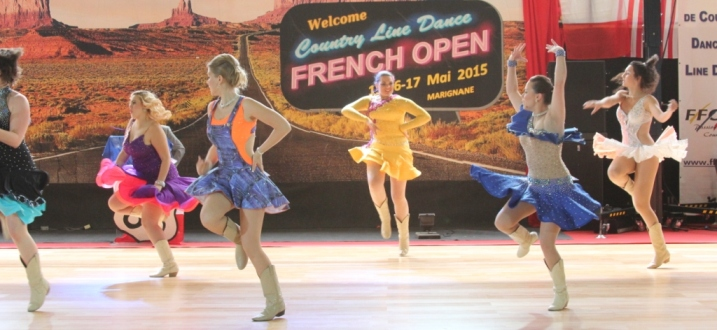 Compétition French Open WorldCDF, Mai 2015, Marignane, Polka