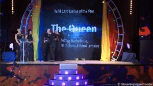 The Queen - Award de la Wild Card Dance 2016